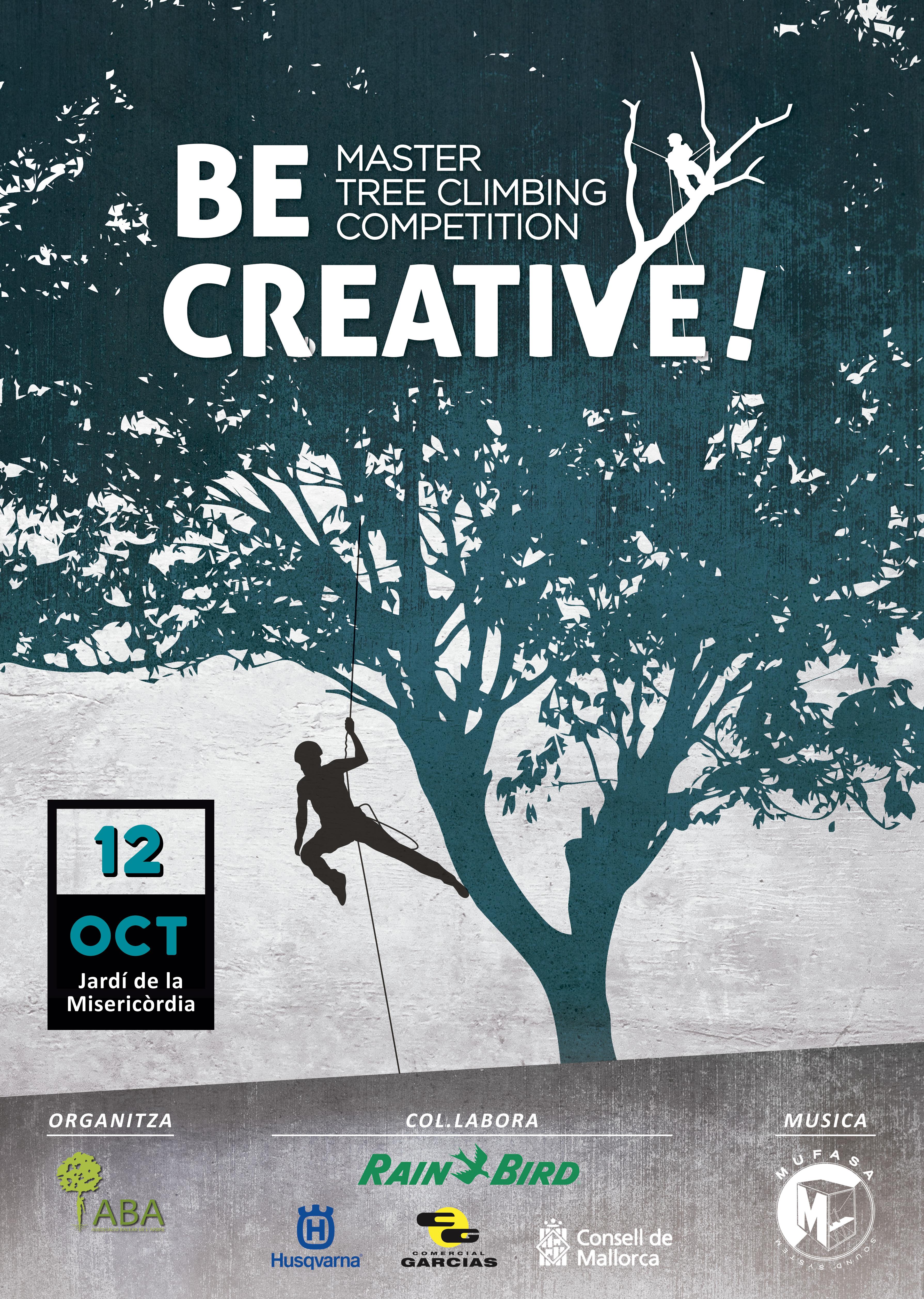 Campionat de Grimpada 'Be Creative'
